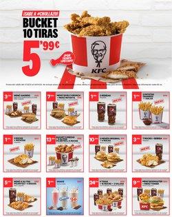 Ofertas de Restauración en el catálogo de KFC en Novelda ( 21 días más )