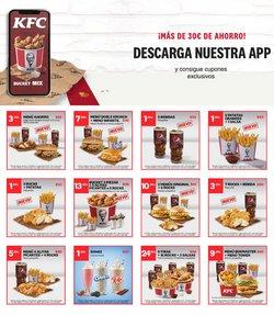 Catálogo KFC en Fuengirola ( 7 días más )