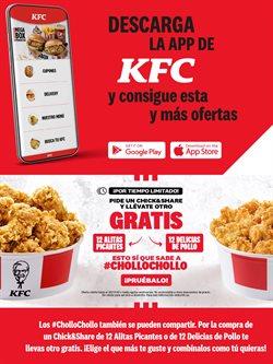 Ofertas de Restauración en el catálogo de KFC en Xirivella ( Publicado hoy )