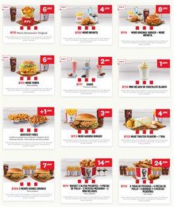 Ofertas de Helado de chocolate en KFC