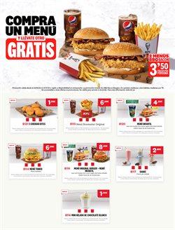 Ofertas de Nuevo en KFC