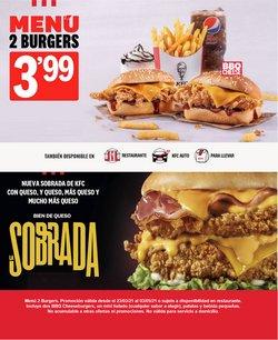 Catálogo KFC ( Caducado)