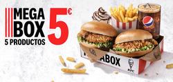 Cupón KFC en Leganés ( 10 días más )
