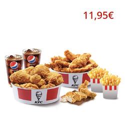 Cupón KFC en Málaga ( 25 días más )
