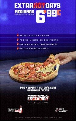 Ofertas de Restauración en el catálogo de Domino's Pizza ( Caduca hoy)