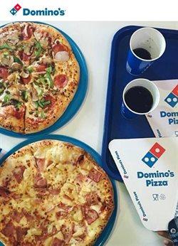 Ofertas de Restauración  en el folleto de Domino's Pizza en Ourense