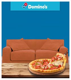 Ofertas de Domino's Pizza  en el folleto de Madrid