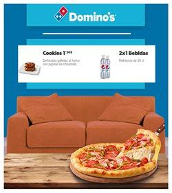 Ofertas de Domino's Pizza  en el folleto de Albacete