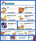 Catálogo Domino's Pizza en Castelldefels ( Caducado )