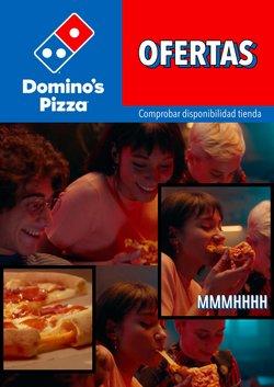 Catálogo Domino's Pizza en Jerez de la Frontera ( Caduca hoy )