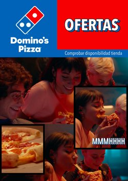 Catálogo Domino's Pizza en Huelva ( Caduca hoy )