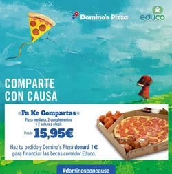Ofertas de Domino's Pizza  en el folleto de Leganés