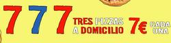 Ofertas de Domino's Pizza  en el folleto de Madrid