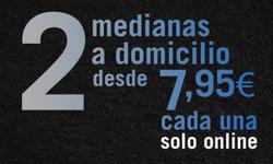 Ofertas de Domino's Pizza  en el folleto de Lugo