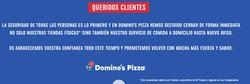 Cupón Domino's Pizza en Alicante ( Caduca mañana )