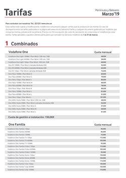 Ofertas de Ono  en el folleto de Zaragoza