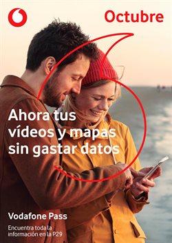 Ofertas de Vodafone  en el folleto de Ibiza