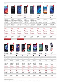Ofertas de Alcatel  en el folleto de Vodafone en Vecindario