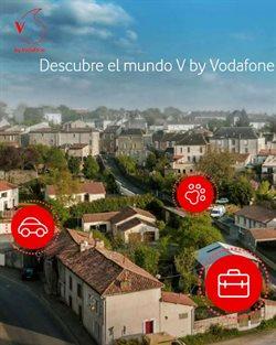 Ofertas de Vodafone  en el folleto de Palamos