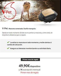 Ofertas de Animales  en el folleto de Vodafone en Ourense