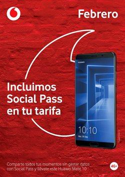 Ofertas de Vodafone  en el folleto de Ourense