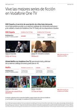 Ofertas de Películas infantiles  en el folleto de Vodafone en León