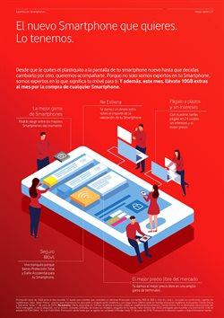 Ofertas de Seguros  en el folleto de Vodafone en Las Palmas de Gran Canaria