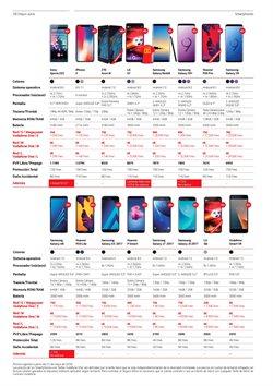 Ofertas de ZTE  en el folleto de Vodafone en Madrid