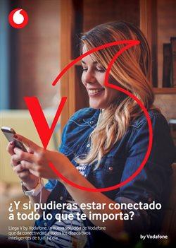 Ofertas de Vodafone  en el folleto de Vecindario
