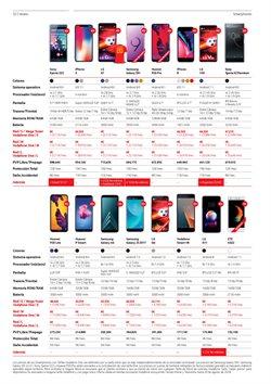 Ofertas de ZTE  en el folleto de Vodafone en Vecindario