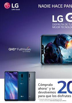 Ofertas de LG  en el folleto de Vodafone en Dos Hermanas