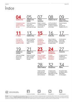Ofertas de Tarifas móvil  en el folleto de Vodafone en Sanlúcar de Barrameda