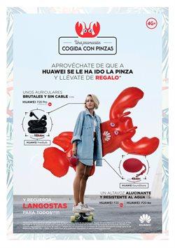 Ofertas de Huawei  en el folleto de Vodafone en Madrid