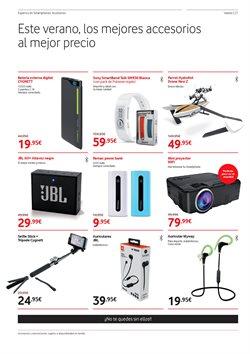 Ofertas de Auriculares  en el folleto de Vodafone en Madrid