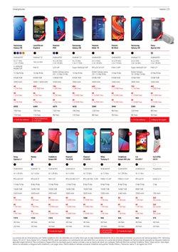 Ofertas de Smartphones Huawei  en el folleto de Vodafone en Madrid
