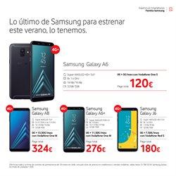Ofertas de Smartphones  en el folleto de Vodafone en Madrid