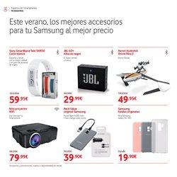 Ofertas de Funda de móvil  en el folleto de Vodafone en Madrid