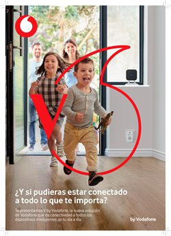 Ofertas de Vodafone  en el folleto de Madrid