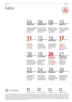 Ofertas de Tablet  en el folleto de Vodafone en Las Palmas de Gran Canaria