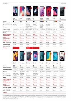 Ofertas de Huawei  en el folleto de Vodafone en Vecindario