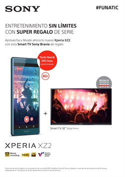 Ofertas de Tv led 32''  en el folleto de Vodafone en Zaragoza