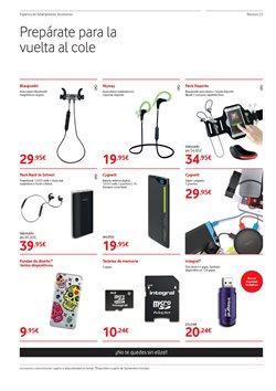 Ofertas de Auriculares  en el folleto de Vodafone en León