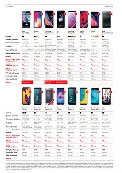 Ofertas de IPhone 8  en el folleto de Vodafone en Jerez de la Frontera