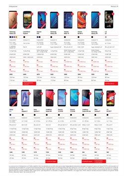Ofertas de Bq  en el folleto de Vodafone en León