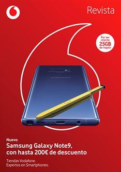 Ofertas de Informática y electrónica  en el folleto de Vodafone en Sagunt-Sagunto