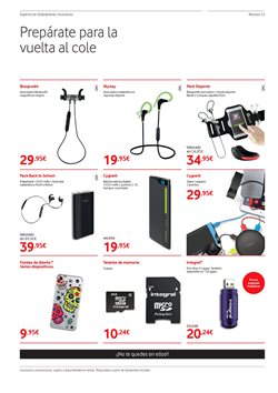 Ofertas de Auriculares bluetooth  en el folleto de Vodafone en Madrid