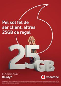 Ofertas de Informática y electrónica  en el folleto de Vodafone en Palamos