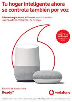 Ofertas de Accesorios informática  en el folleto de Vodafone en Alcalá de Henares