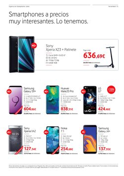 Ofertas de Nokia  en el folleto de Vodafone en Vecindario