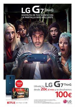 Ofertas de LG  en el folleto de Vodafone en Ronda